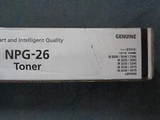 ORIGINAL Canon NPG 26 GPR 16 BLACK TONER FOR IR 3035 3045 3235 3245 3530 4570