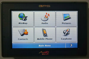 MIO DIGI WALKER SATELLITE GPS NAVIGATOR WINDOWS CE CORE 5.0 C520