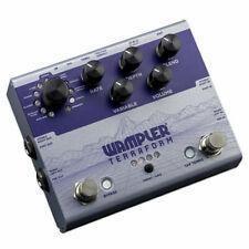 Wampler Terraform Stereo Modulation Multi-Effects Guitar Effects Pedal (OPEN)