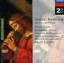 Verdi / Reiner / Wiener Philharmoniker - Requiem [New CD]