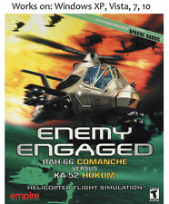 Enemy Engaged: Comanche Vs Hokum PC Game