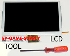 New LCD Screen Display for Nintendo Wii U Gamepad Replacement Repair Part + Tool
