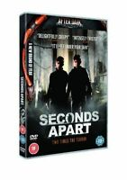 Seconds Apart (DVD, 2011) Cert 18 horror. New