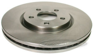 Disc Brake Rotor-Performance Plus Brake Rotor Front Tru Star 491330