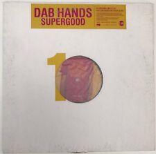 "Dan Hands - Supergood / Funky House Vinyl Record 12"""