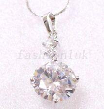 Modeschmuck-Halsketten & -Anhänger für Damen mit Liebe- & Herzen-Diamant