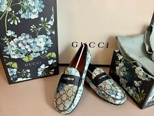 Gucci Bloom Slip On Shoes New RRP£525