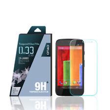 Films protecteurs d'écran Motorola Moto G durabilité 9H pour téléphone mobile et assistant personnel (PDA)