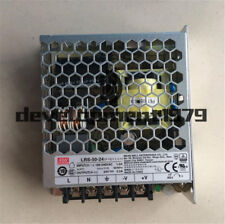 New Meanwell 50W 24V 2.2A Switching Power Supply LRS-50-24