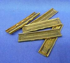 Five 5x Original WW2 8mm Mauser M24 K98 K98K 98K M48 8mm 8x57 Stripper Clips