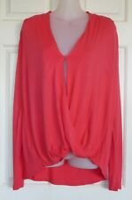 COUNTRY ROAD Size XS Pink 100% Viscose Top