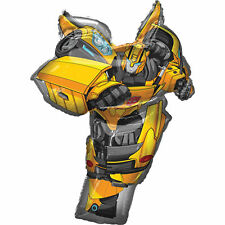 PALLONCINO FOIL SUPERSHAPE BUMBLE BEE TRANSFORMERS 37442 ADDOBBO COMPLEANNO