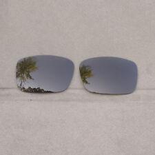 Black Replacement Lenses for-Oakley Crankcase Sunglasses Polarized
