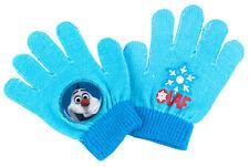 Disney Frozen Olaf Knitted Winter Gloves Kids Children Gift Warm