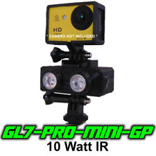 Ghost Light™ GL7-PRO-MINI-GP 10 Watt IR LED Light for Full Spectrum Camera/GoPro