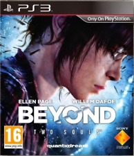 PS3-Beyond: Two Souls /PS3  GAME NUEVO