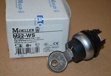 Moeller Eaton Typ M22-WS Schlüsseltaste 216881 NEU, OVP