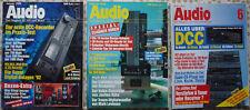 Audio Zeitschriften Jahrgang 1992, 1,2,6,9-12/92, Einzel-Mehrfach-Verkauf