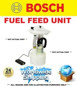 BOSCH FUEL FEED UNIT for BMW 1 (F20) 135 i 2012-2015