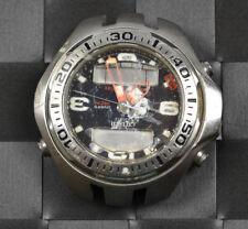 VTG Citizen Master Diver's 200M Aqualand Duplex C506 Stainless Watch FOR REPAIR