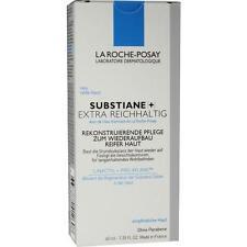 ROCHE POSAY Substiane+ extra reichhaltig Creme 40ml PZN 8842715