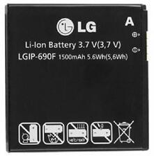 New OEM Original LG Battery LGIP-690F for Optimus 7Q 7 Quantum C900 C900K E900