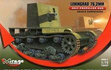 T 26 'LENINGRAD' - WW II SOVIET SELF-PROPELED GUN 1/72 MIRAGE