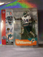 Ricky Williams McFarlane Action Figure Toy Series 4 Sports Pick NFL Dolphin 2002