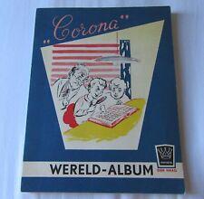 CORONA Wereld - Album Importa - deels gevuld