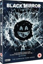 Black Mirror: Complete Series 3 (DVD)~~~~Charlie Brooker~~~~NEW & SEALED