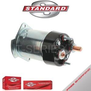 STANDARD Starter Solenoid for 1977 CHEVROLET VEGA L4-2.3L