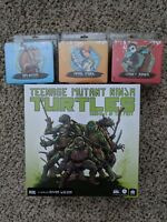 Teenage Mutant Ninja Turtles - Shadows of the Past WITH ALL EXPANSIONS!