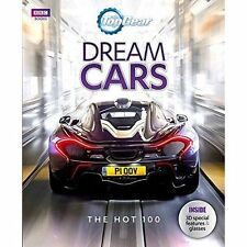 Top Gear: Dream Cars: The Hot 100 by Sam Philip (Hardback 2014)