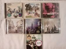 Oasis - The Masterplan + Be Here Now + Definitely Maybe, etc. - 7 CD BUNDLE