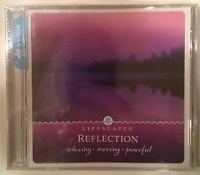"""""""Reflection"""" relaxing - moving - peaceful CD Lifescapes (2012) Brand New Sealed"""