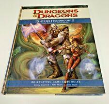 WOTC Dungeons & Dragons: NEW Player's Handbook 2 Primal Arcane Divine RPG FIRST