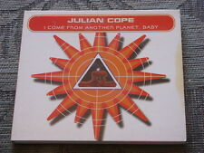 Julian Cope:  I come from another planet baby CD Single NM