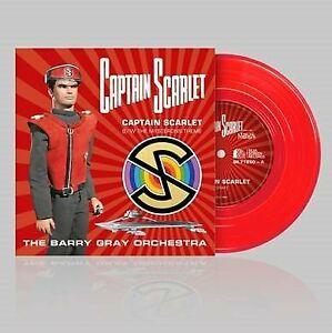 Captain Scarlet - Captain Scarlet - 7 Inch Vinyl - SIL71650 - PRESALE