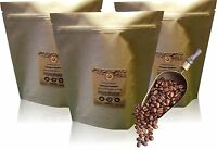 Tanzanian Peaberry-Fresh Roasted Coffee Med/Dark Roast 12 or 32oz Whole/Ground