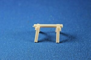 O/S - Plasticville #1624 House Under Construction - REPRODUCTION Saw Horse - (1)