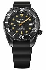 Seiko Prospex Limited Edition Black Series Sumo Men's Watch SPB125J1
