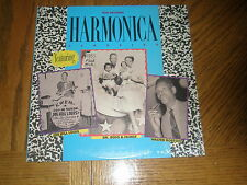 SUN RECORDS HARMONICA CLASSICS / Dr. Ross, Joe Hill Louis Rounder Album ~ SEALED