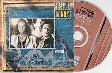 CD CARTONNE CARDSLEEVE SIMPLE MINDS HYPNOTISED 2T DE 1995  RARE !!!