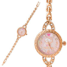 Hello kitty Bracelet watch Gold limited New Model JAPAN Sanrio Brand-New 2015