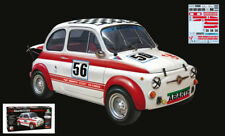 Fiat Abarth 695 SS / 695SS A Plastic Kit 1:12 Model 4705 ITALERI