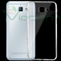 Custodia AIR cover TPU trasparente per Samsung Galaxy A8 A810F 2016 case sottile