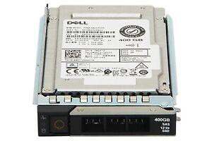 """DELL 400GB 12G SAS 2.5"""" SSD Festplatte Powerdge R340, R740 // 0WGP72, WGP72"""