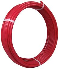 Red PEX B Pipe 3/4 In. x 100 Ft. Tubing Piping Supply Line Potable Water Supply
