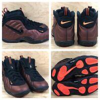 Nike Foamposite Little Posite GS Hyper Crimson 644792-800 Shoes Boy's Size 4.5Y