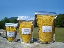 Pure Yellow Beeswax Pellets Pastilles Beads Filtered Refined 16 oz, 1 lb pound